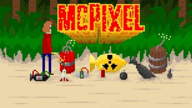 McPixel (Cover)