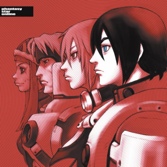 Phantasy Star Online Original Sound Track