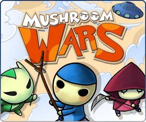 Mushroom Wars (Cover)