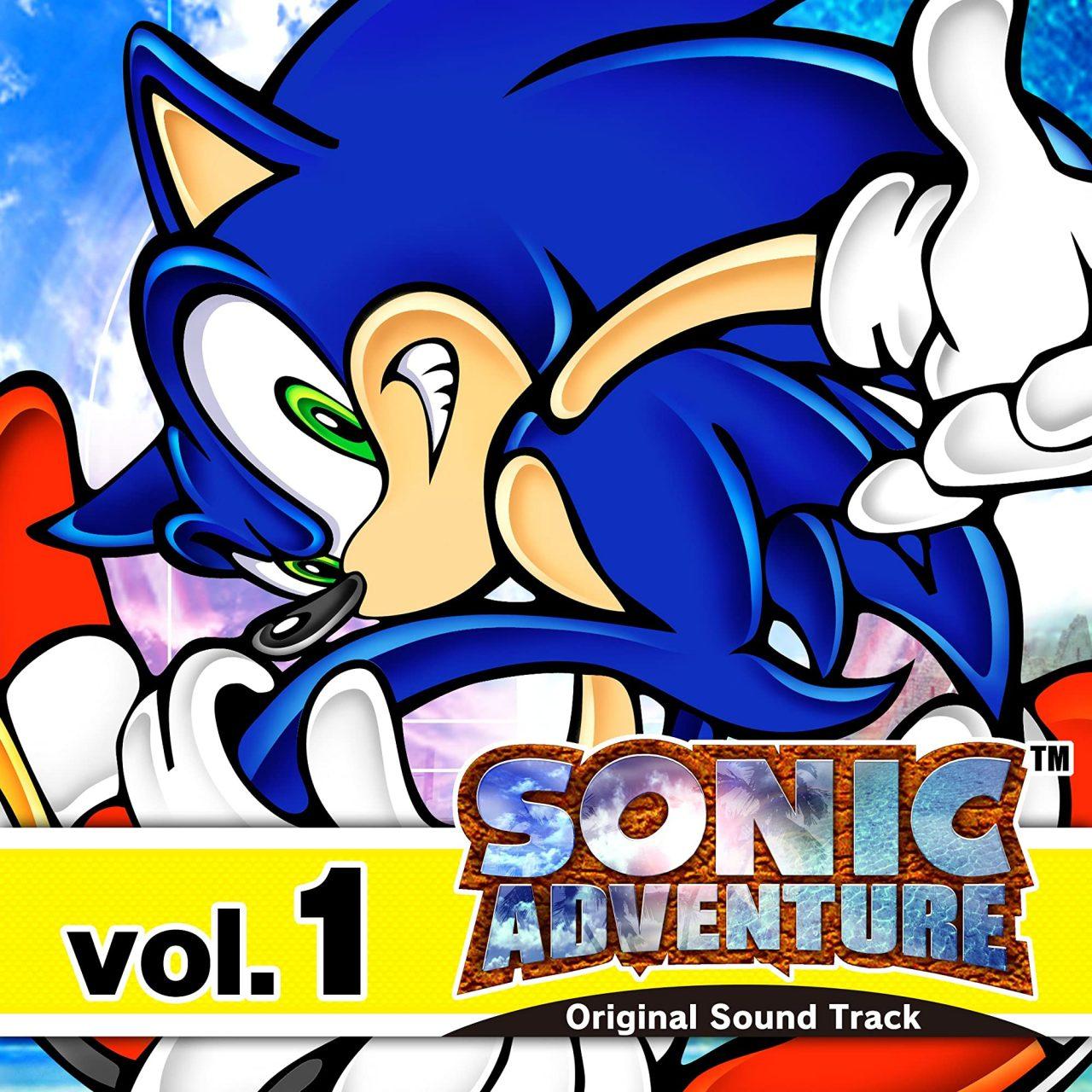 Sonic Adventure Original Sound Track vol.1
