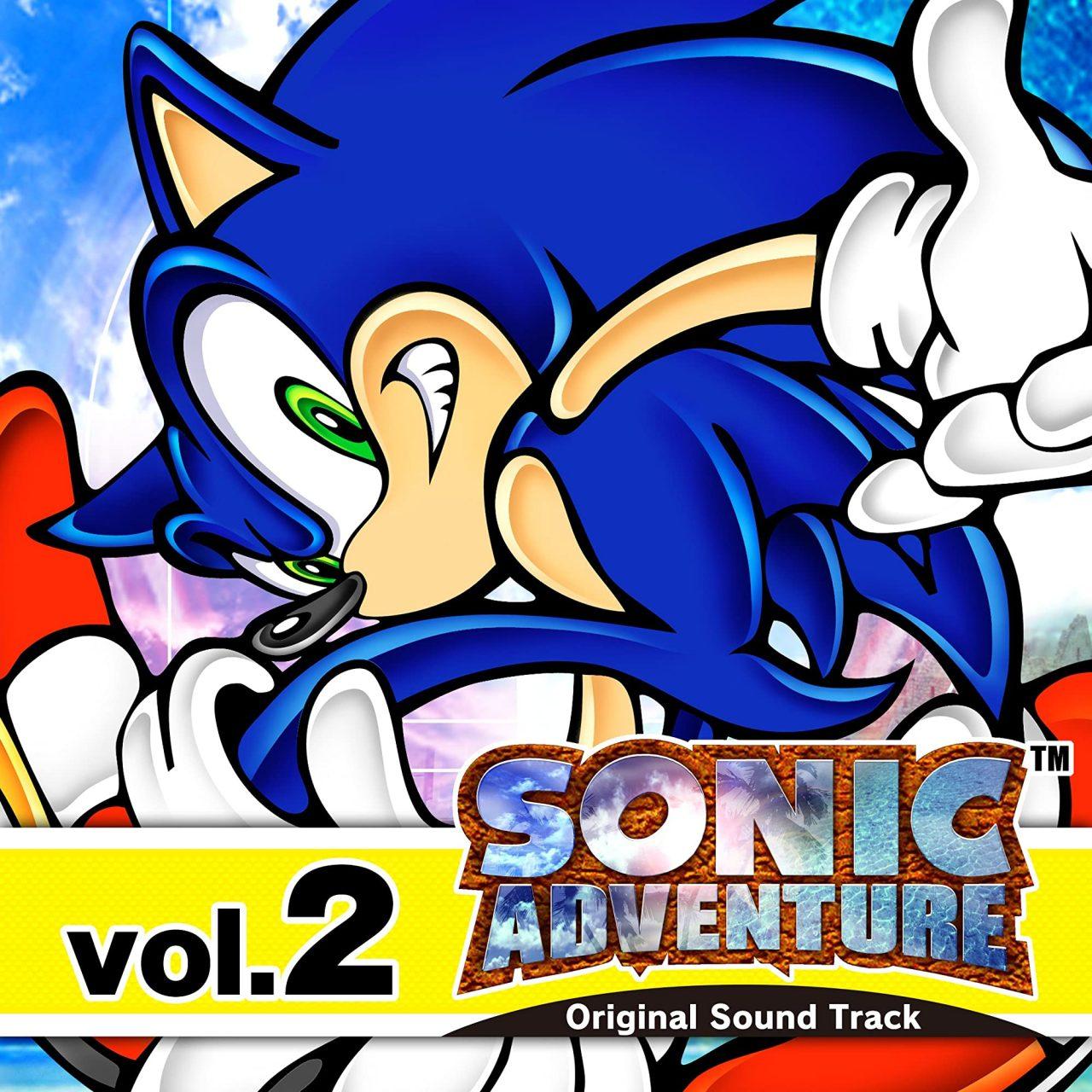 Sonic Adventure Original Sound Track vol.2