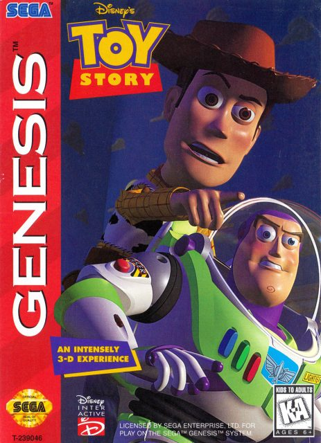 Toy Story (Cover)
