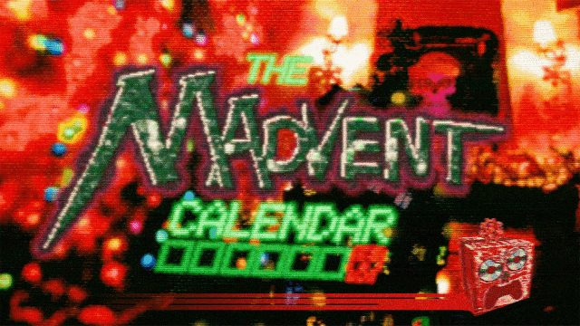 Haunted PS1 Madvent Calendar 2020